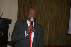 .Mr John Sibi-Okumu - One of our speakers