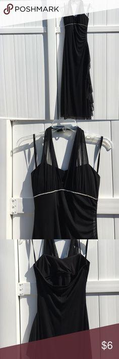 Evening dress size 6 petite hangers