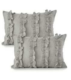 Frilled cushions, Hobby Hall