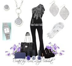 Modern Day and Silver Lace-Premier Designs