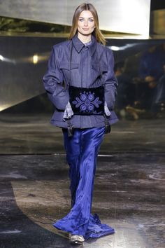 H&M - 2016 Denim Trends