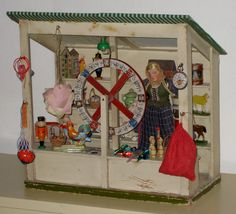 The wheel of fortune miniature