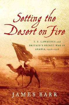 Religious factions and tribal warfare played a central role in the Middle East during the Great War. Lawrence of Arabia new that all too well and helped to foment a rebellion to oust the Ottomans.