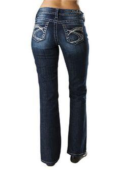 Love my Silver Suki jeans...