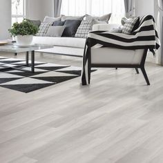 Shop our selection of vinyl plank floors at the Home Depot Canada. We stock luxury vinyl planks from brands like Allure, Lifeproof, Armstrong & more. Grey Vinyl Plank Flooring, Wood Tile Floors, Luxury Vinyl Flooring, Luxury Vinyl Tile, Luxury Vinyl Plank, White Wood Floors, Vinyl Flooring Basement, Vinyl Planks, White Flooring