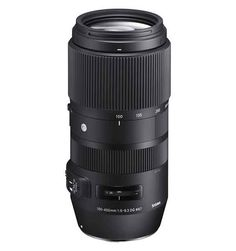 Sigma 100-400mm f/5-6.3 DG OS HSM Contemporary Lens for Nikon