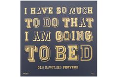 my favorite way to procrastinate.