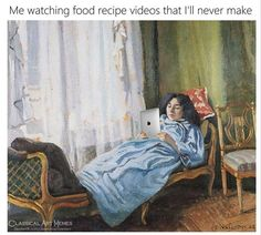 Really Funny Memes, Funny Relatable Memes, Stupid Funny, Funny Posts, Haha Funny, Funny Quotes, Hilarious, Classical Art Memes, History Memes