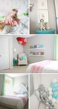 Kids Room Design: Isabelle Grace