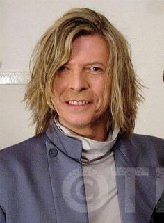 David Bowie, 2000.