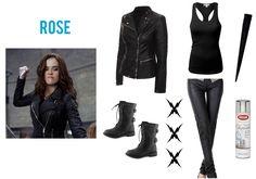 Rose Hathaway Vampire Academy Halloween Costume