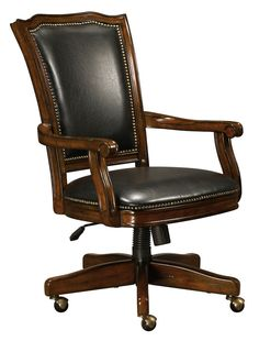 Poker Chair Set: 4/6/8 Roxbury Club Chairs by Howard Miller - Americana Poker Tables