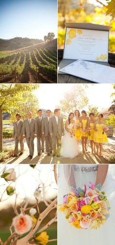 California Wedding by Carlie Statsky Photography – Style Me Pretty
