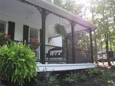Designer Dream Home  ...EUREKASPRINGS.ORG....Lovely southern style home, custom built in 2008. Nestled in the trees above the lovely little village... Eureka Springs, Arkansas, located in the Ozark mountains. Only ten minutes to Beaver or Table Rock Lake,