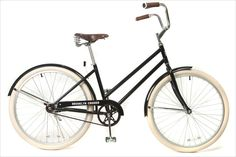 Lady's City Bike | Lady's Commuter Bicycle | Women's Hybrid Bike | Women's Urban Bicycle by Brooklyn Cruiser