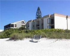 Anna Maria, FL: Seaside Beach House #104 located at 102 68th Street in Holmes Beach is a direct Gulf front complex with a heated pool. It's one of the nicest complexe...