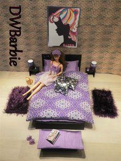 Barbie møbler - www.dwbarbie.dk