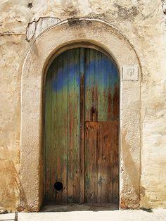 Door in Italy