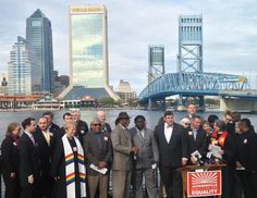 Jax Coalition for Equality announces 75 faith leaders' support for fully-inclusive HRO, including Lenny Curry's pastor Lgbt News, Equality, Faith, Pastor, Social Equality, Loyalty, Believe, Religion