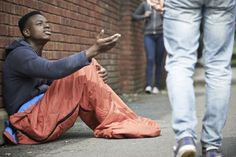 Homeless Youth Problem Misunderstood