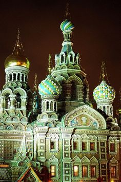The Church of the Saviour on Spilled Blood, St Petersburg | Flickr