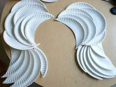 These Insanely Awesome Paper Plate Wings More