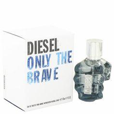 4ade877dc1f6 Only the Brave by Diesel Eau De Toilette Spray 1 oz (Men)