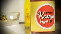 Opskrift på Brødrene Prices hjemmelavede Kongobajer. Nyd den kold til en hotdog eller varm til nybagte boller.