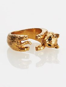 madewell cat ring, only 22 bucks
