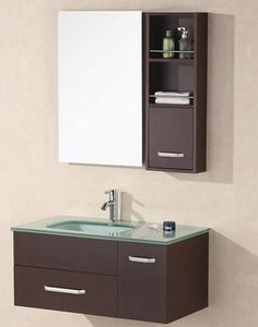 making the most of your bathroom mirror beyond the medicine cabinet