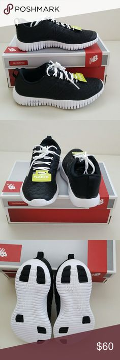 NWT New Balance Serious Training Shoes New NB serious training and workout shoes. Flexible sole easily moves with your foot breathable, lightweight and stretch. Designed with style, safety and comfort in mind. New Balance Shoes Athletic Shoes