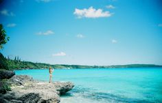 Cruise. Film. Lifou.