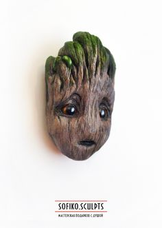 Guardians Of The Galaxy Vol. 2: Baby Groot (Brooch, Magnet)