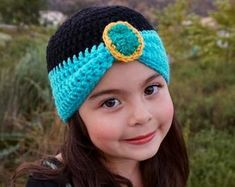 Exceptional Stitches Make a Crochet Hat Ideas. Extraordinary Stitches Make a Crochet Hat Ideas. Crochet Princess Hat, Beau Crochet, Bonnet Crochet, Crochet Baby Hats, Crochet Beanie, Crochet For Kids, Free Crochet, Style Turban, Style Disney