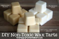 The best DIY projects & DIY ideas and tutorials: sewing, paper craft, DIY. Diy Candles Ideas & Wax melts What's in Your Scentsy Wax Melts? DIY Non-Toxic Wax Tarts - thehippyhomemaker. Homemade Candles, Diy Candles, Candle Wax, Making Candles, Natural Candles, Beeswax Candles, Scented Candles, Candle Shop, Candy Corn