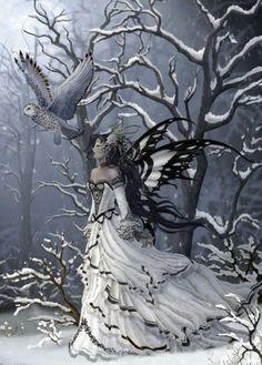 1,000 Piece Puzzle - Queen Of Owls - Nene Thomas