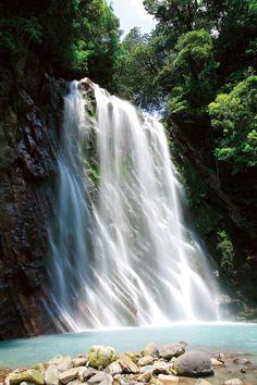 丸尾滝|鹿児島県観光サイト/本物。の旅かごしま