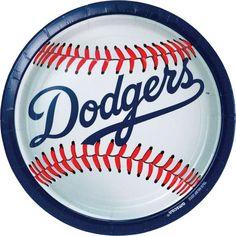 Los Angeles Dodgers MLB Slogan Logo Ball Car Bumper Sticker Decal 3/'/' or 5/'/'