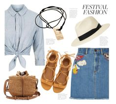 """""""Festival Chic"""" by badassbabyboomer ❤ liked on Polyvore featuring Marc Jacobs, Topshop, Khokho, rag & bone, Isabel Marant, Louis Vuitton and festivalfashion"""