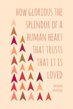 the splendor of a human heart