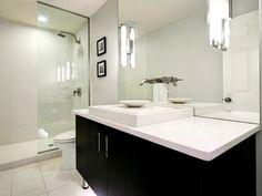 Contemporary   Bathrooms   S Interiors : Designer Portfolio : HGTV - Home & Garden Television