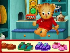 New app for kids - Daniel Tiger's Day & Night - great for showing morning & evening routines! Best Educational Apps, Daniel Tiger's Neighborhood, Pbs Kids, Kids Fun, School Readiness, Imaginative Play, Toddler Preschool, Early Learning, Game Design