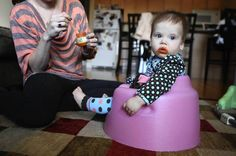 Like other gadgets that confine babies, including walkers, exercise saucers and bouncy seats, the Bumbo Baby Seat is not popular among physical therapists.Bumbo's website says its product -...