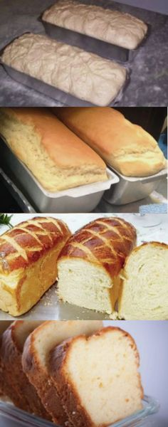 Tasty, Yummy Food, Bread Cake, Cute Food, Hot Dog Buns, Bread Recipes, Sweet Recipes, Food And Drink, Homemade
