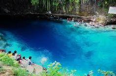 Enchanted River in Surigao del Sur