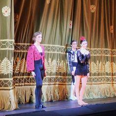 Denis Rodkin, Svetlana Zakharova, Mikhail Lobukhin - Carmen Suite / Когда спектакль продолжается даже на поклонах 😏💃🏽