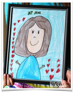 Mother's Day Activities and Ideas - First Grade Blue Skies