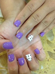 Nails ideas purple ring finger 50+ ideas for 2019 #nails