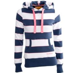 I found 'Womens Soul Cal College Stripe Hoody' on Wish, check it out! Cute Athletic Outfits, Cute Gym Outfits, Casual Outfits, Fashion 101, Fashion Outfits, Womens Fashion, Sweater Hoodie, Blue Hoodie, Long Hoodie