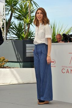 Sofia Coppola - 'The Beguiled' screening during the 70th annual Cannes Film Festival at Palais des Festivals, France (2017.05.24.)